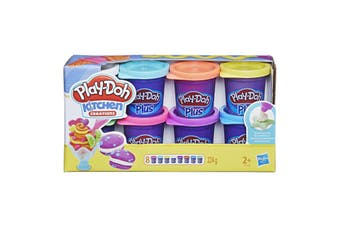Play Doh Plus 8 Variety Pack