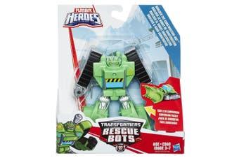 Transformers Rescue Bots Boulder The Construction-Bot