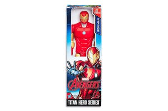 Iron Man Titan Hero Avengers Classic