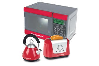 Morphy Richards Microwave Kettle and Toaster Set