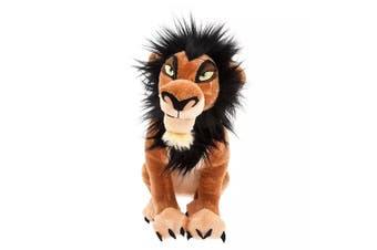 Scar Plush Medium The Lion King