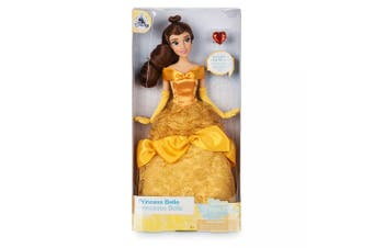 Princess Belle Classic Doll with Ring