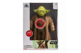 Yoda Talking Action Figure With Lightsaber