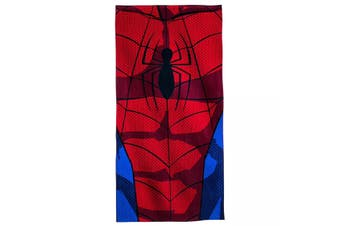 Spider Man Beach Towel