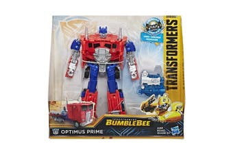 Transformers Bumblebee Energon Igniters Optimus Prime