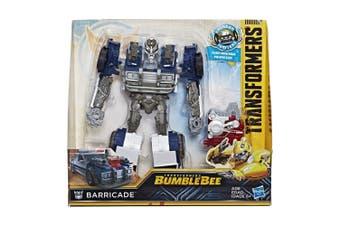 Transformers Bumblebee Energon Igniters Nitro Series Barricade