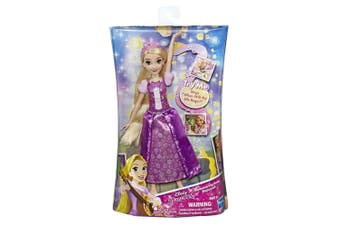 Disney Princess Shimmering Song Rapunzel Singing Doll