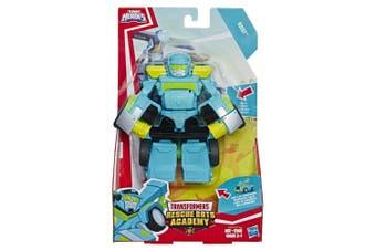 Playskool Heroes Transformers Rescue Bots Academy Hoist Converting