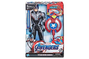 Captain America Avengers Power FX Action Figure