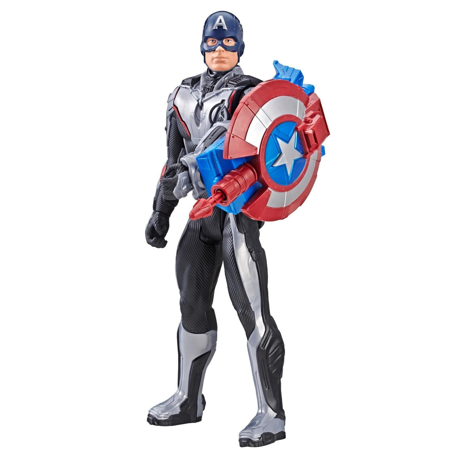 Captain America Avengers End Game Titan Hero Power figure toy AU 30cm tall Soun