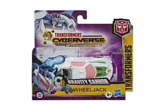 Transformers 1 Step Changer Wheeljack Action Figure
