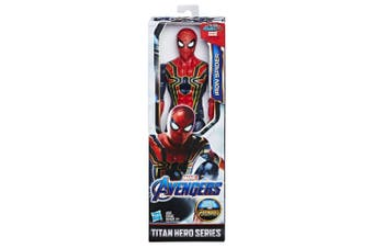 Iron Spider Man Titan Hero Infinity War