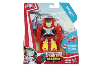 Transformers Rescue Bots Hot Shot