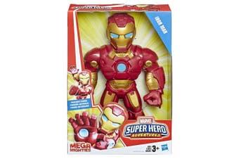 Playskool Iron Man Mega Mighties Poseable Figure