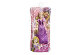 Rapunzel Disney Princess Royal Shimmer Doll