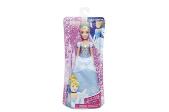 Cinderella Disney Princess Royal Shimmer Doll