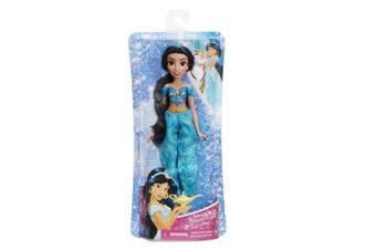 Jasmine Disney Princess Royal Shimmer Doll