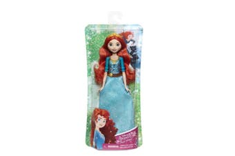 Merida Disney Princess Royal Shimmer Doll