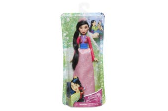Mulan Disney Princess Royal Shimmer Doll