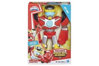 Transformers Mega Mighties Hot Shot Action Figure