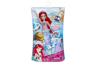 Disney Princess Shimmering Song Ariel Singing Doll