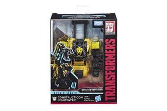 Transformers Studio Series 47 Deluxe Constructicon Hightower Figure