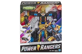 Power Rangers Beast Morphers Beast Wrecker Zord