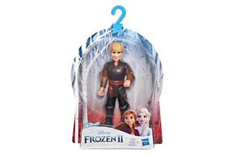 Disney Frozen 2 Kristoff Small Doll With Brown Outfit