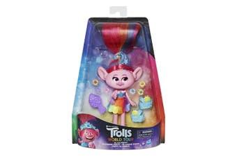 DreamWorks Trolls World Tour Glam Poppy Fashion Doll