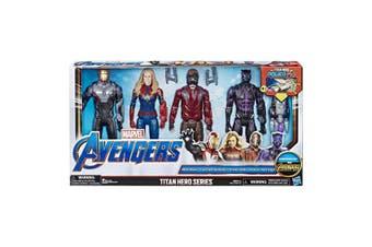 Marvel Avengers Titan Hero Wakanda Forever 4 pack