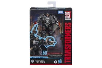 Transformers Studio Series 50 Deluxe Hot Rod Action Figure