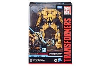 Transformers Studio Series 60 Voyager Class Constructicon Scrapper Action Figure