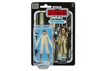 Star Wars The Black Series Princess Leia Organa Collectible Figure