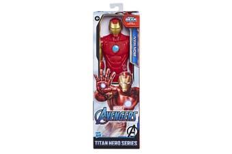 Marvel Avengers Iron Man Titan Hero Action Figure
