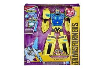 Transformers Battle Call Officer Class Bumblebee