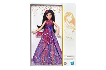 Disney Princess Style Series Collector Doll Mulan