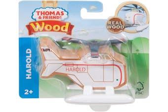 Harold Thomas and Friends Real Wood Train