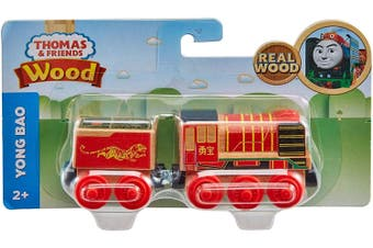 Yong Bao Wooden Train Large Thomas and Friends