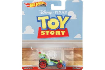Hot Wheels Premium Retro Toy Story RC Car