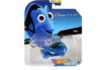Hot Wheels Disney Pixar Dory Character Cars