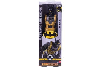 Batman Missions Anti Fear Toxin True Moves