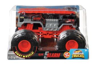 Hot Wheels Monster Trucks Giant Wheels 5 Alarm