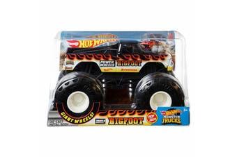 Hot Wheels Monster Trucks Giant Wheels 2020 Bigfoot