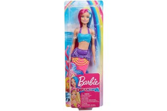 Barbie Dreamtopia Doll Pink and Blue Hair