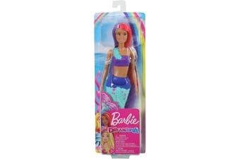 Barbie Dreamtopia Doll Pink and Purple Hair