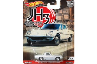 Hot Wheels Premium '68 Mazda Cosma Sport