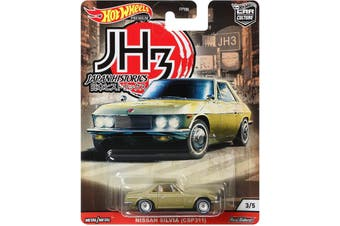 Hot Wheels Premium Nissan Silvia (CSP311)