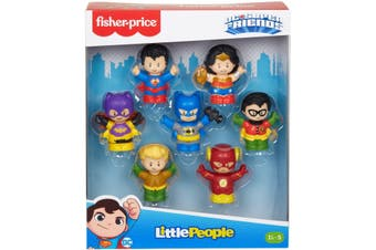 Little People DC Super Friends