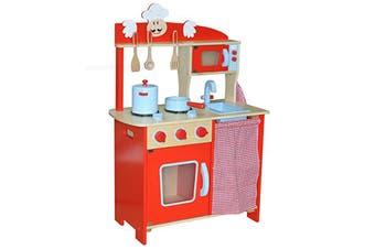 Chefs Red Play Kitchen