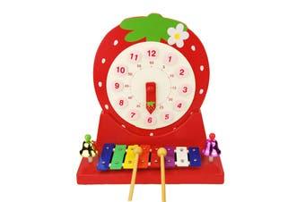 Xylophone Clock